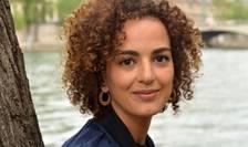 Scriitoarea franco-marocană Leïla Slimani