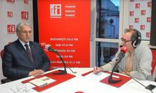 Sorin Dimitriu si Constantin Rudnitchi la RFI