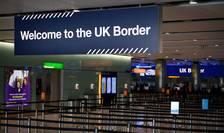 Sosiri pe aeroportul Heathrow, Londra