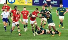 Africa de Sud 17 Leii Britanici și Irlandezi 22