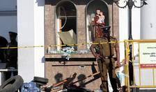 Una din bisericile atacate în Sri Lanka, sanctuarul Sfîntul Anton de la Colombo.