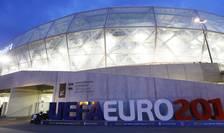 Stadionul din Nisa, unul din cele 10 pe care se va juca la Euro 2016