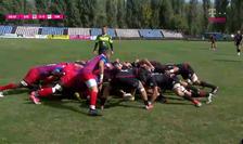 Steaua 16 Timișoara Saracens 9