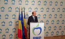 Preşedintele PMP, Traian Băsescu (Sursa foto: Facebook/Traian Băsescu)