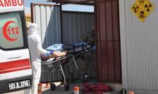 Atacul chimic din Siria s-a soldat cu zeci de morţi şi răniţi (Foto: Ferhat Dervisoglu/Dogan)