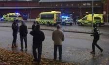 Doi morti si doua persoane ranite in urma atacului comis intr-o scoala din Suedia