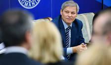 Premierul Dacian Cioloş (Foto: www.gov.ro)
