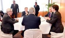 Summit UE Canada 30 octombrie 2016 Bruxelles