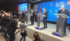 Summit UE-Turcia 7 martie 2016