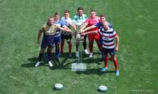 Căpitanii celor șapte echipe din Super Liga CEC Bank