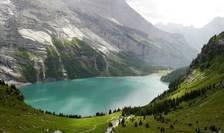 Peste 1000 de lacuri s-au format în Elveția în ultimele două secole prin topirea ghețarilor.