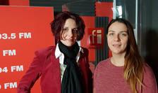 Mădălina Turza și Andreea Pietroșel