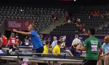Clujul este pentru 10 zile capitala europeană a tenisului de masă pentru juniori.