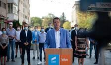 Ionuț Moșteanu acuză un blat între PNL și PSD (Sursa foto: Facebook/Ionuț Moșteanu)