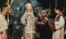 """Tensiune fara precedent in sanul Bisericii. Conducerea BOR îl acuză pe Arhiepiscopul Tomisului, Teodosie, de """"ambiții personale"""" care nu au legătură cu misiunea."""