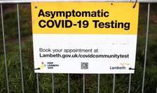 Testare Coronavirus UK