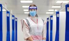 Testare PCR pe aeroportul Hetahrow