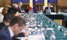 Imagine de la o şedinţă de Guvern (Foto: www.gov.ro)