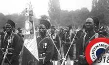 Intre 1914 si 1918 în jur 170 000 de africani din coloniile franceze au participat la lupte.