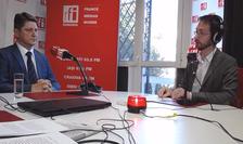 Titus Corlăţean, în studioul RFI