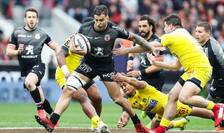 Toulouse 47 Clermont 44