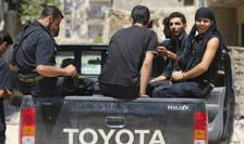 Mașinile Toyota apar des în clipurile jihadiștilor