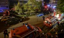 Tragedie într-un club din Capitală (Foto: Reuters/Inquam Photos)