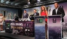 Tragerea la sorți în cupeele europene la rugby