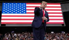 Donald Trump în miting în Ohio, 9 ianuarie 2020