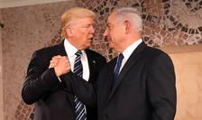 Preşedintele SUA a decis blocarea a zeci de milioane de dolari destinaţi palestinienilor ca asistenţă