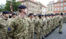 Militari britanici în Germania