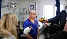 Tudor Ciuhodaru cere măsuri concrete din partea autorităților, în privința vaccinării cu AstraZeneca (Sursa foto: Facebook/Tudor Ciuhodaru)
