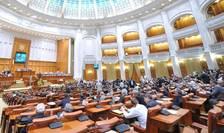 Legislativul dezbate proiectul pensiilor speciale pentru parlamentari.