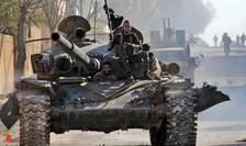 Turcia a bombardat joi spre vineri pozitii ale regimului Bachar al-Assad ca raspuns la decesul a 33 de militari turci în regiunea Idleb, Siria. Cresterea tensiunilor îngrijoreaza comunitatea internationala.