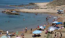 Turiști britanici în Cipru