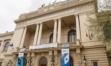"""Alegeri la Universitatea """"Alexandru Ioan Cuza"""" sub semnul protestelor și al contestațiilor."""