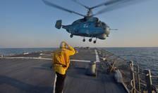 """Uniunea Europeană şi NATO au făcut apel la """"detensionare"""" în Marea Azov"""
