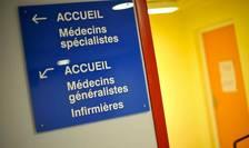 Un centru medical la Saint-Etienne, Franta