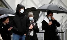 6 cazuri de coronavirus confirmate în România. Încă doi pacienti au fost testati pozitiv (Sursa foto: Reuters/Benoit Tessier)