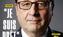 Intr-un lung interviu acordat revistei L'Obs, François Hollande îsi regleazà conturile cu o parte din stânga si dà tare în adversarii de dreapta
