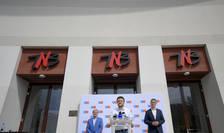 Cei trei candidați la șefia USR PLUS (Sursa: MEDIAFAX FOTO/Andreea Alexandru)