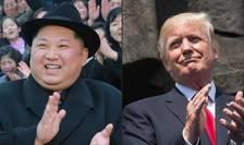 Kim Jong-un și Donald Trump nu au ajuns la un acord la întâlnirea de la Hanoi (Foto: AFP/Saul Loeb-arhivă)