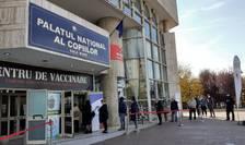 Valeriu Gheorghiţă anunta ca până la sfârşitului anului, la fiecare final de săptămână, va fi organizat un maraton de vaccinare în Bucureşti.