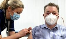 Vaccinare Scoția