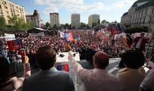 PSD speră să obțină peste 30% la alegerile europene din 26 mai (Sursa foto: Facebook/PSD)