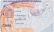 Cardul de sănătate ar urma să fie înlocuit treptat (Sursa foto: www.cnas.ro)