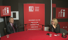 Vasile Dancu si Cristina Topescu