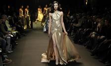 Defilare de moda la Paris.