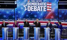 A noua dezbatere a candidaților Democrați în preliminarele prezidențiale americane s-a desfășurat miercuri, 19 februarie, a Las Vegas, în statul Nevada,