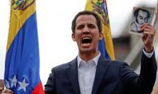 Juan Guaido, autoproclamat preşedinte interimar al Venezuelei (Foto: Reuters/Carlos Garcia Rawlins)